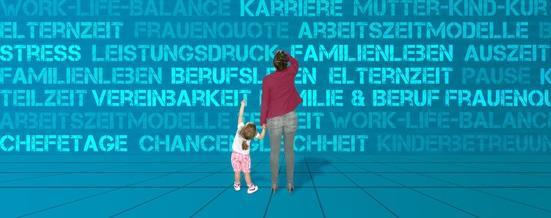 Mutter-Kind-Kur, Work-Life-Balance